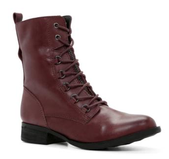 Keira Boots - Bordeaux