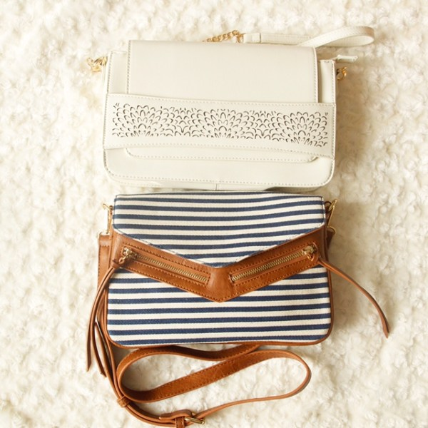 Crossbody bags from Francesca's