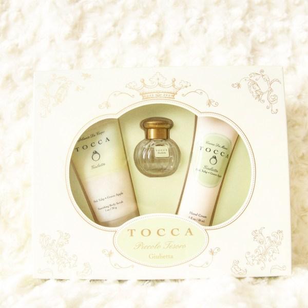 Tocca Piccolo Tresoro Giulietta Set Giveaway