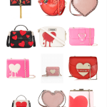 Valentine's Day Heart Bags