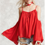 Bell Sleeves Summer Blouses