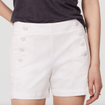 White Shorts Styled Three Ways – Summer Outfit Ideas