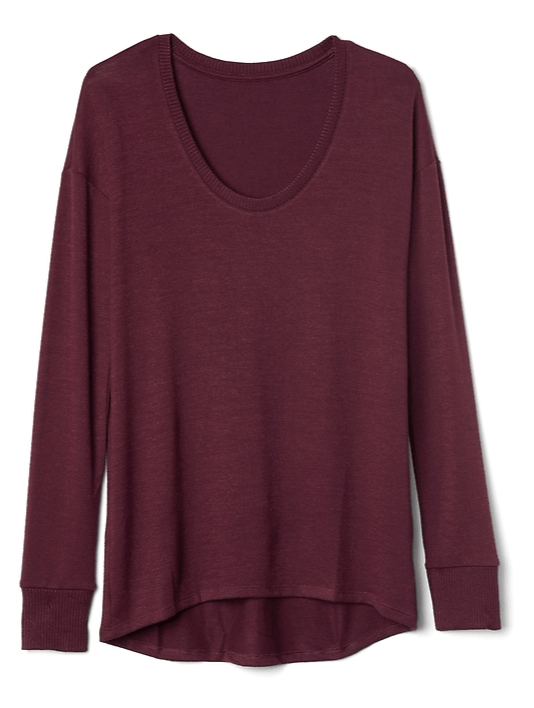 Softspun Dolman Tunic