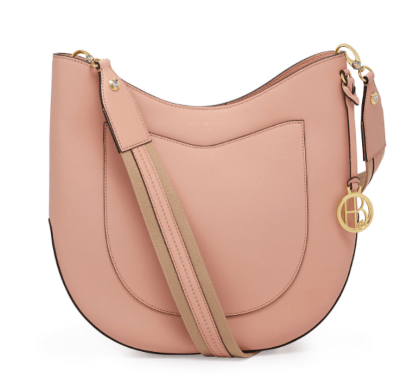 MAHOGANY ROSE WEST 57TH CROSSBODY HOBO