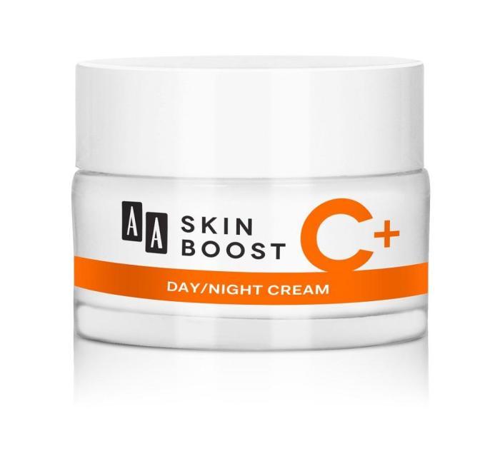 AA Skin Boost Day Cream With Vitamin C - 50 ml 2