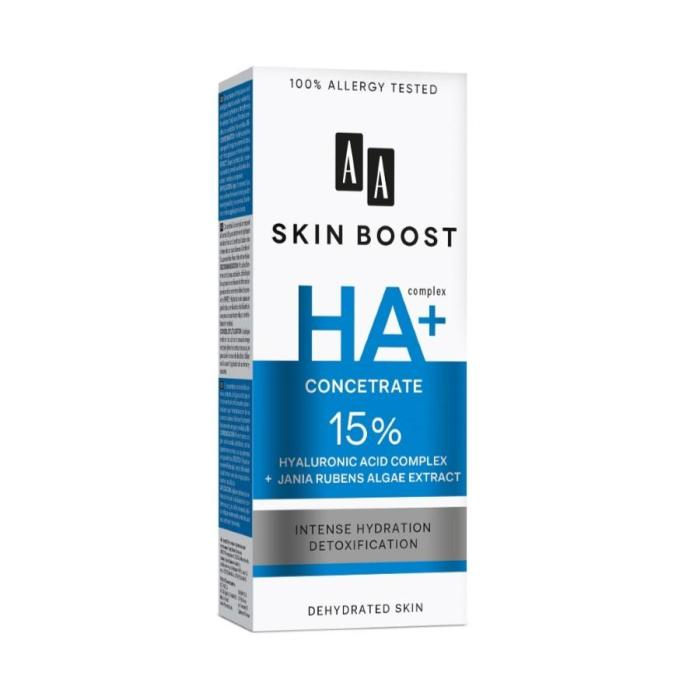 AA Skin Boost With Hyaluronic Acid 15% concentrate - 30 ml 2