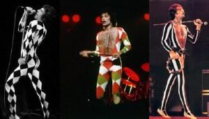 Freddie Mercury body