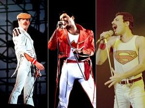 Freddie Mercury castro clone