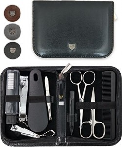 drei-schwerter-exklusives-10-teiliges-manikuere-pedikuere-nagelpflege-reise-set