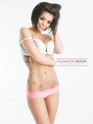 Glamour Model Magazine Desi Images © Jay Kilgore