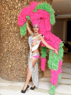 National costume coverage shot by Roving Reporter, GMM Staffer Roger Talley