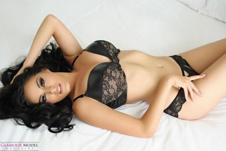 The ever sexy Sarah Maria Paul
