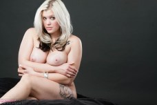 Jessica Finley and her tattoos