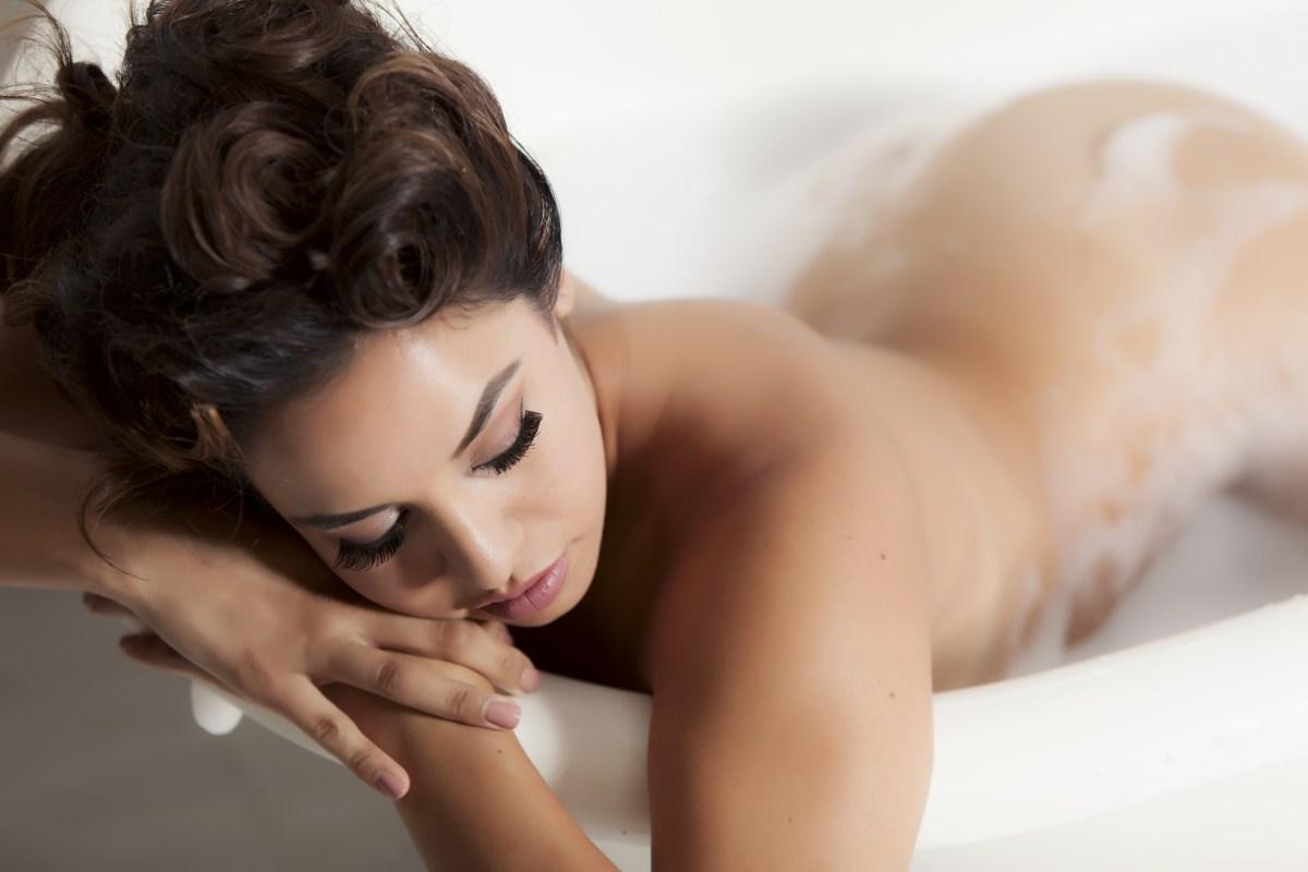Bubbly Vanessa Marie