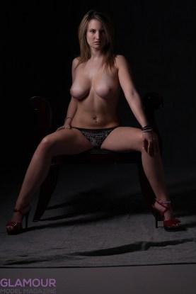 Ashley Kay last workshop topless