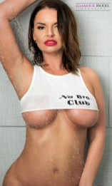 No bra club with Kady K