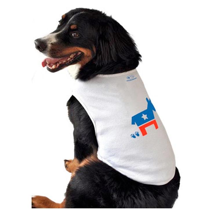 Democrat Dog Shirt Political Dog Clothes Collars And Leashes At