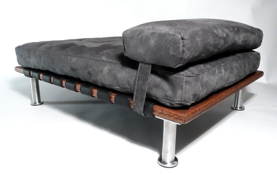 elegant ivy small modern dog day bed