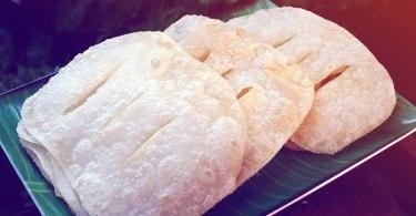 Fini Roti Nepali Sweet Snack