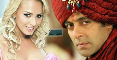 Salman Khan and Iulia Vantur's relationship