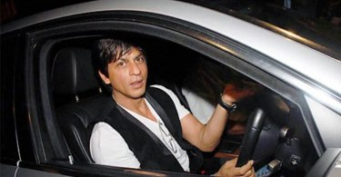 shahrukh khan Car