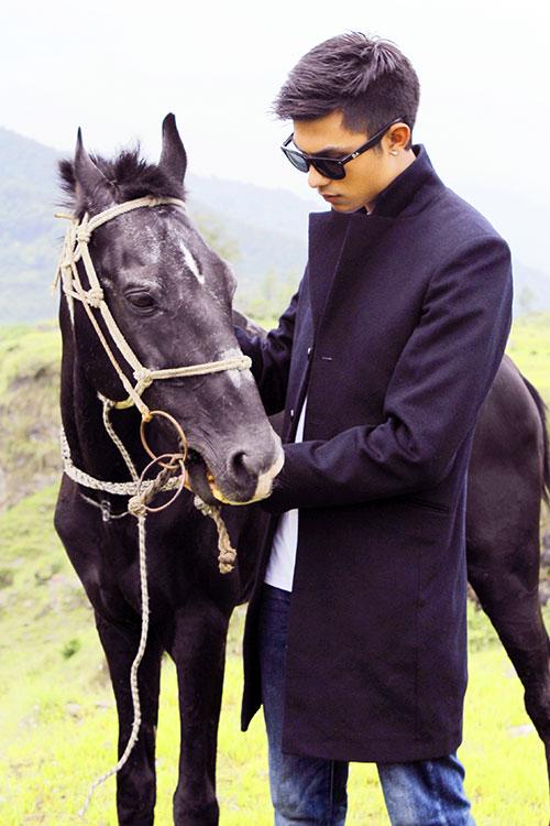 Anmol KC - Dreams Movie Photo