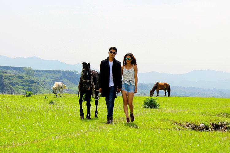 Anmol KC Samragyee RL Shah- Dreams Movie Photo