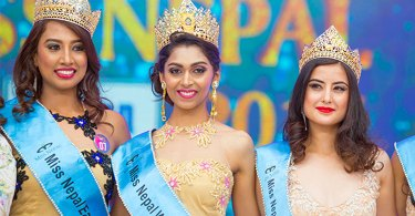 Miss Nepal 2017 Winner Nikita Chandak