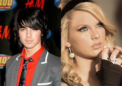 Joe Jonas dumped Taylor Swift. I have no clue as to what happened for real