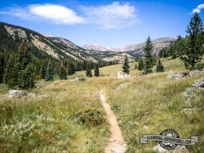 Indian Peaks Wilderness.