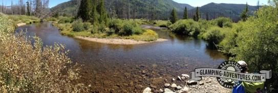 I feel like I've died and gone to heaven! Burn Ridge Trail.