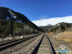 On the way to Moffat Tunnel. Rollinsville, CO