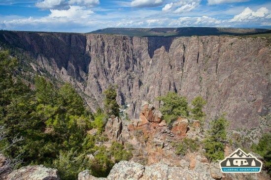 Black Canyon of the Gunnison National Park.