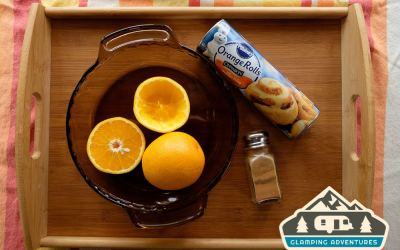 Recipe: Orange Cinnamon Rolls