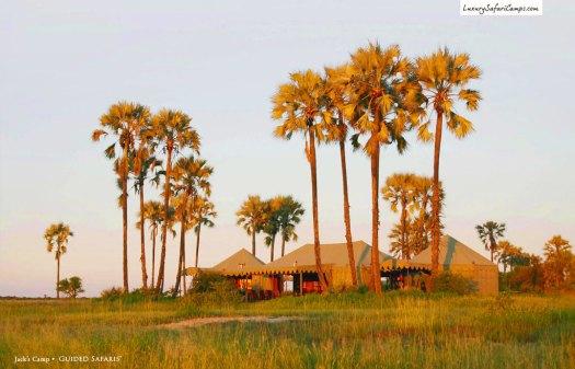 Jack's Camp © LuxurySafariCamps.com