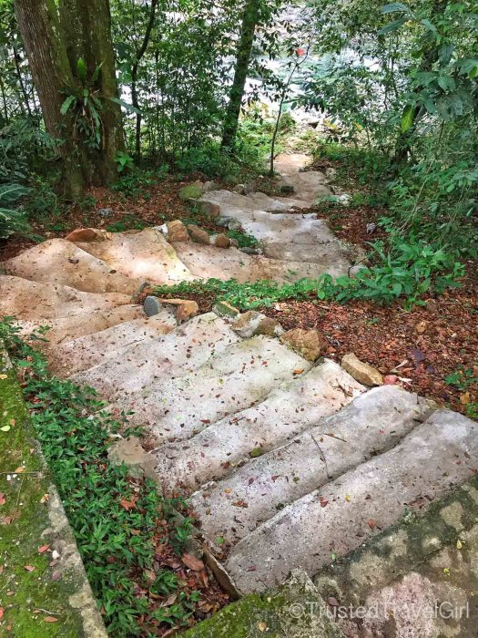 stone patch and nature walk by trusted travel girl
