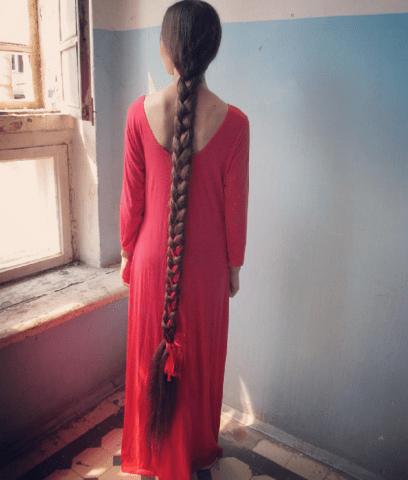Capelli più lunghi del mondo: scopri tutto su Aliia Nasyrova
