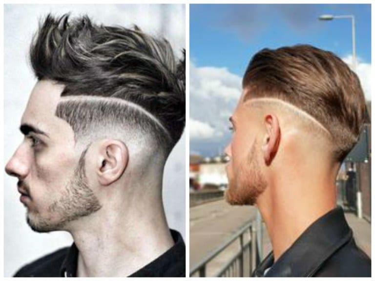 Tagli di capelli con doppio taglio