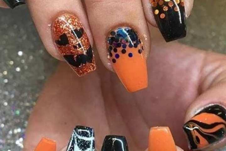 Unghie gel halloween: idee da paura per le vostre unghie