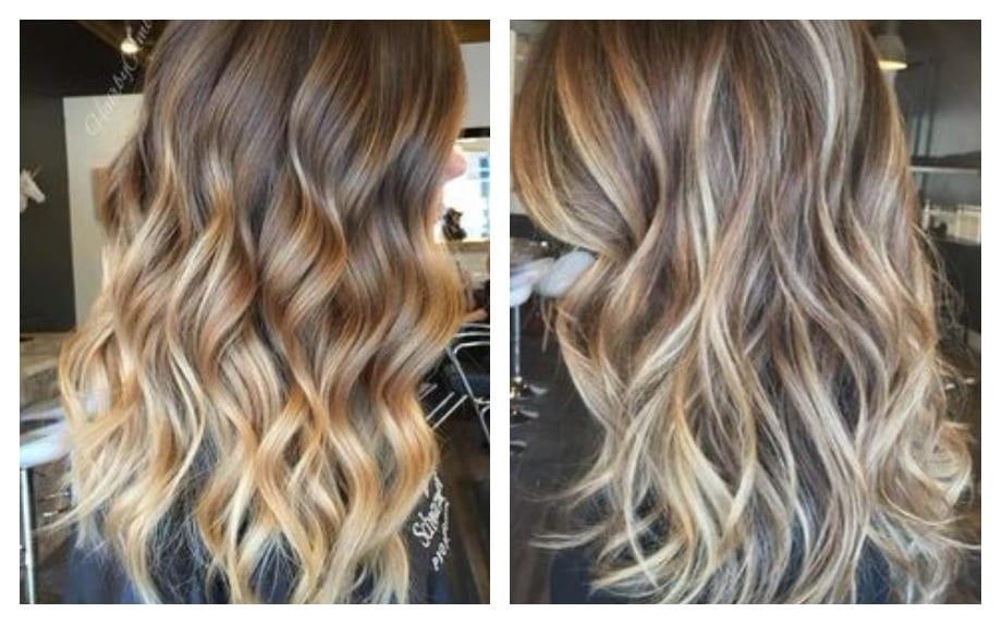 capelli castani con colpi di sole (2) - GlamStyler