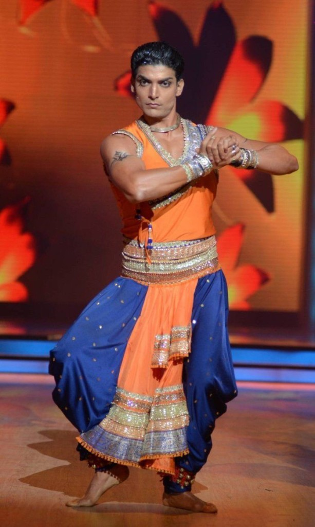Gurmeet_-Chaudhary_Indian_classic_dance