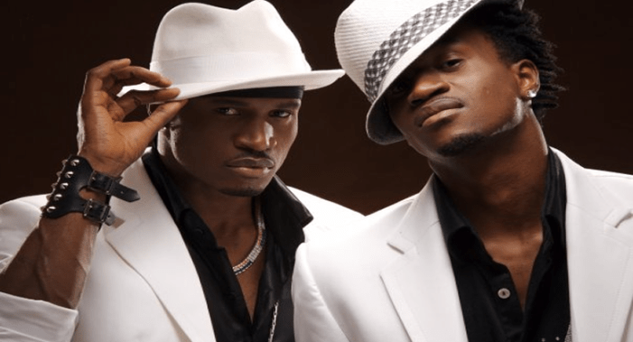 P-Square Survives Auto Accident On Lagos-Ibadan Express Road