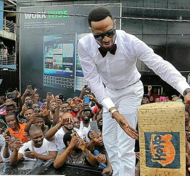 Dbanj at slot (3)