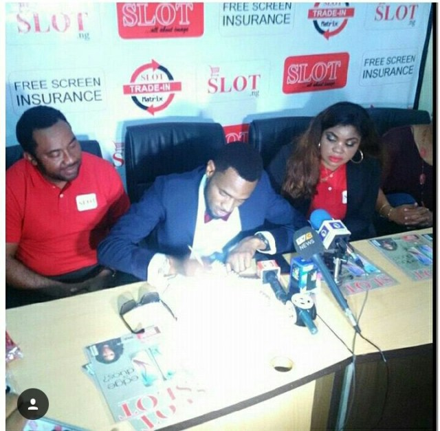 Dbanj at slot (6)