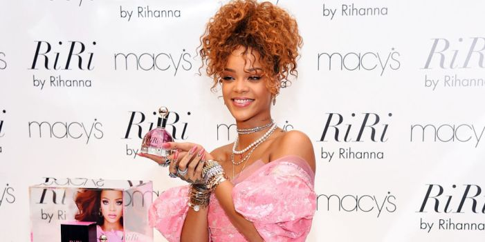 Rihanna Launches RiRi Fragrance, Also To Launch Beauty Line