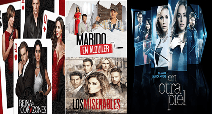 Telemundo: This Week On Part Of Me, Queen Of Hearts, Husband For Hire And For Love And Justice