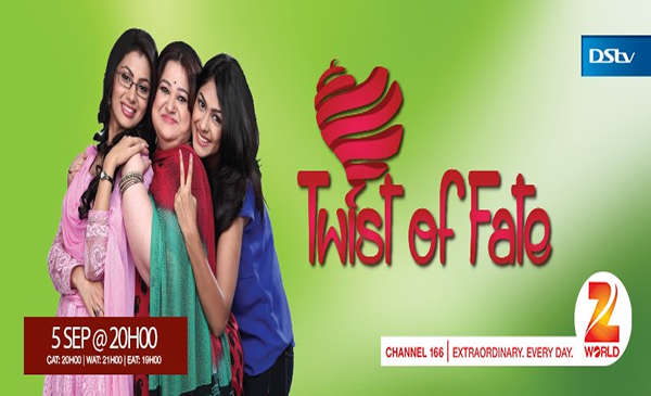 "Zee World Brings A New Series ""Twist Of Fate"" In September"