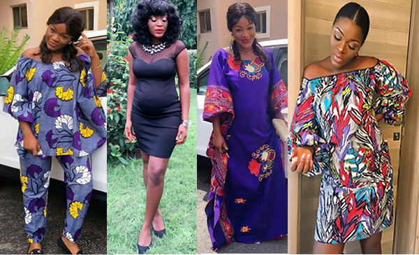 Check Out Pregnant Chacha Ekes Lovely Maternity Styles