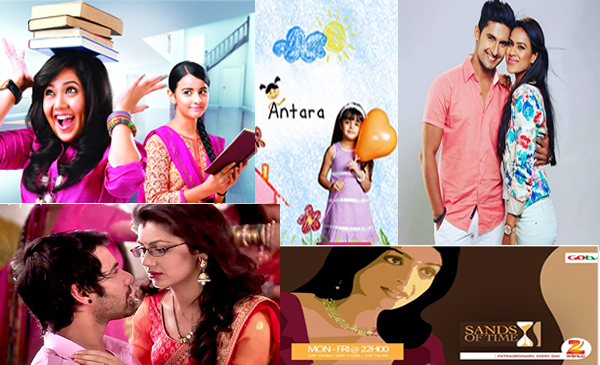 zee world highlights on antara twist of fate young