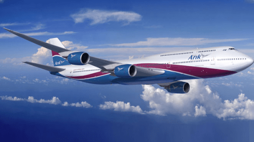 Arik Reacts to Allegation of Unmaintained Aircrafts